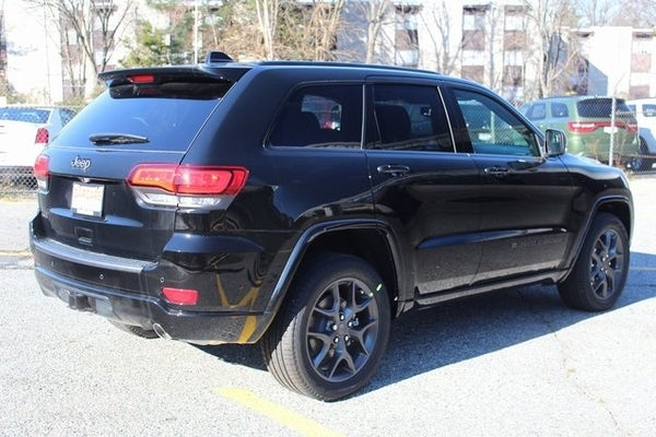 Atlantic Chrysler Jeep Dodge Ram >> 2021 Jeep GRAND CHEROKEE 80TH ANNIVERSARY 4X4 New ...